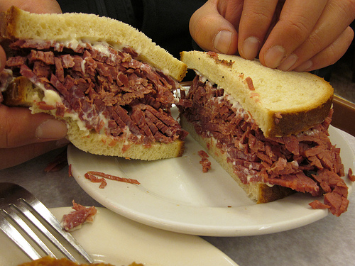 Katz's Delicatessen Inc 205 E Houston St, New York, 10002 (212) 254-2246 ‎ www.katzdeli.com
